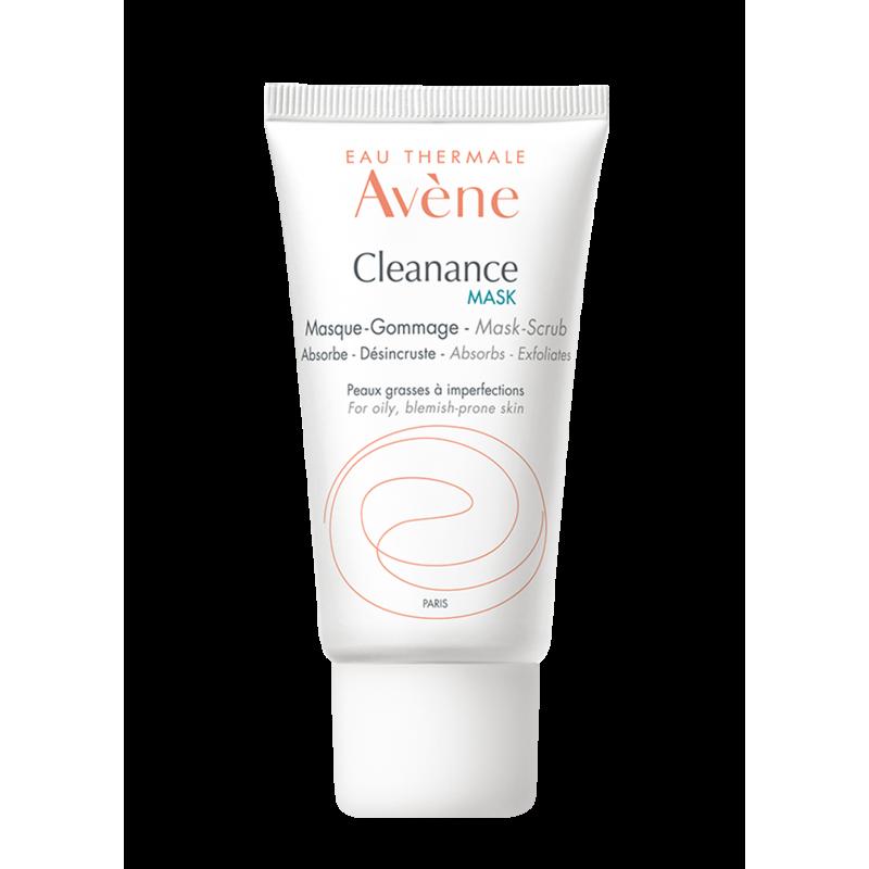Очищающая маска-скраб Cleanance MASK (Клинанс Маск), Avène (Авен), 50 мл