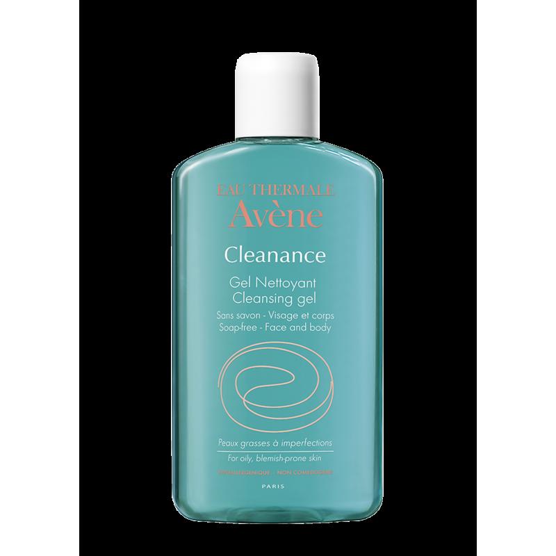Очищающий гель Cleanance (Клинанс), Avène (Авен), 200 мл