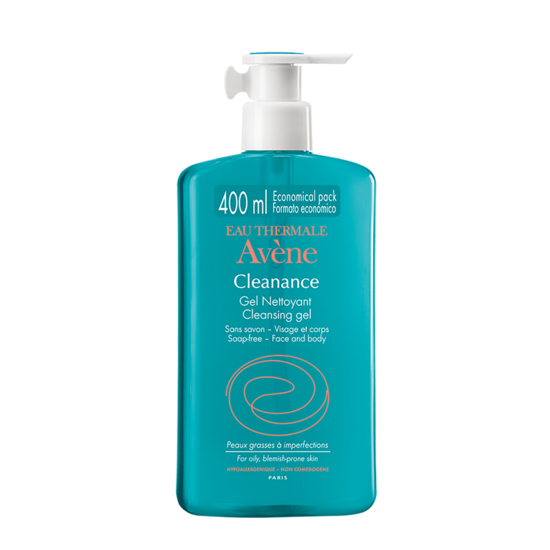 Очищающий гель Cleanance (Клинанс), Avène (Авен), 400 мл