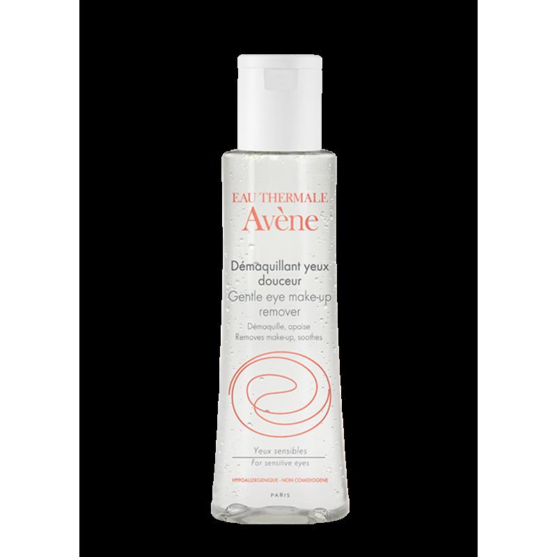 Лосьон мягкий для снятия макияжа с глаз Soins Essentiels (Основной уход), Avène (Авен), 125 мл