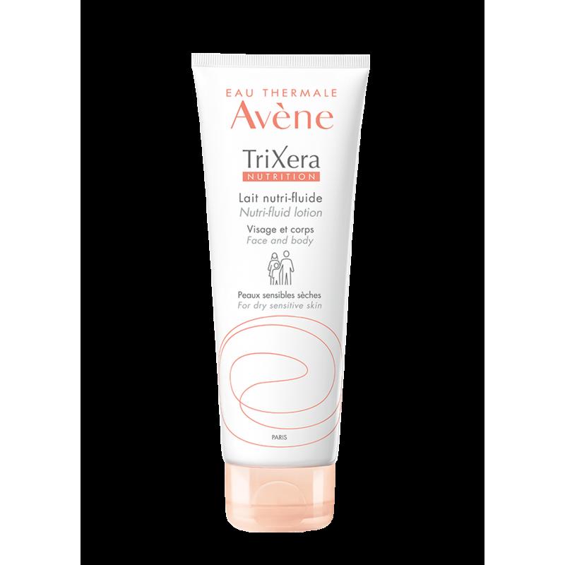 Легкое питательное молочко TriXera Nutrition (Трикзера), Avène (Авен), 200 мл