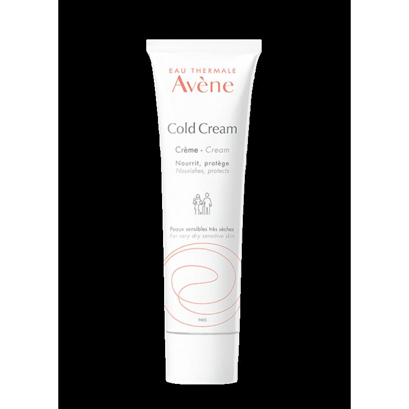 Крем для сухой и очень сухой кожи Cold cream (Колд Крем), Avène (Авен), 100 мл