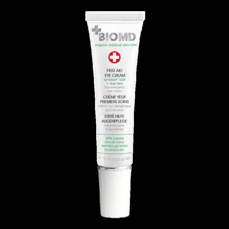Крем для глаз (век)  First Aid (Первая помощь), BioMD (Биомед), 15 мл