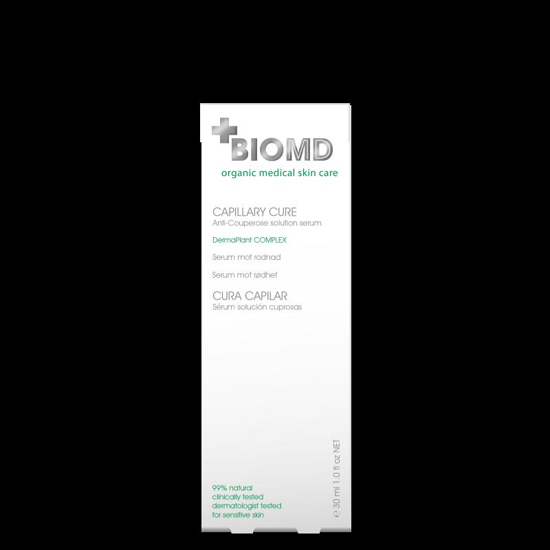 Сыворотка для ухода за кожей лица, склонной к куперозу BioMD  (Биомед), 30 мл