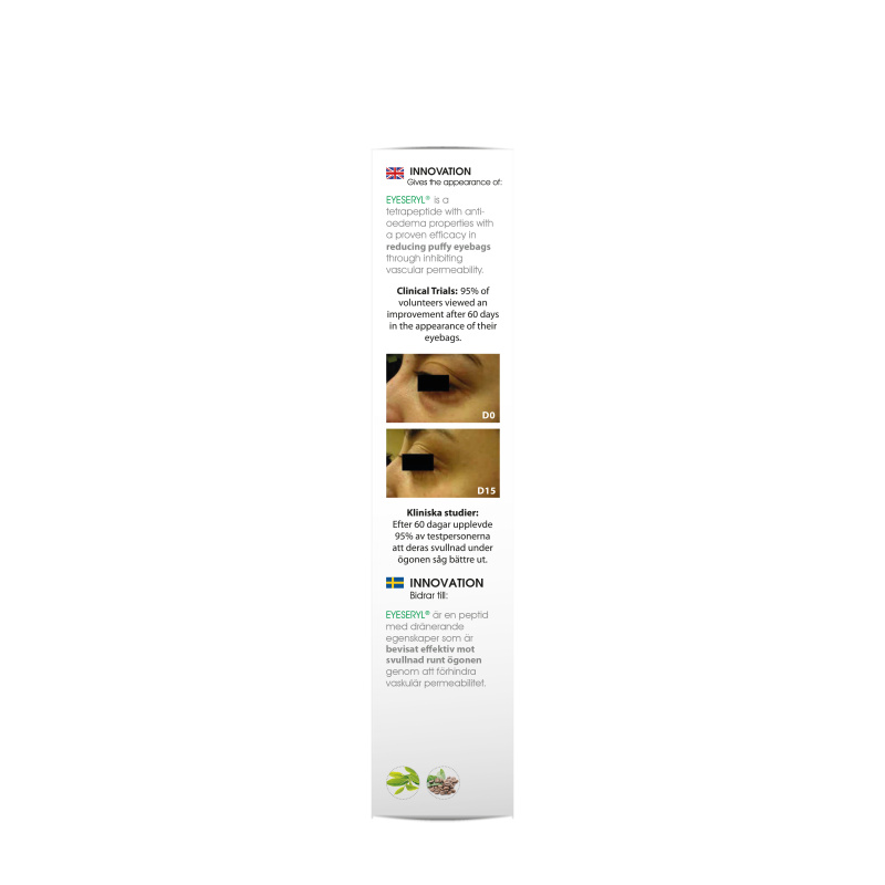 """Сыворотка от """"мешков"""" под глазами, BioMD  (Биомед), 15мл"""