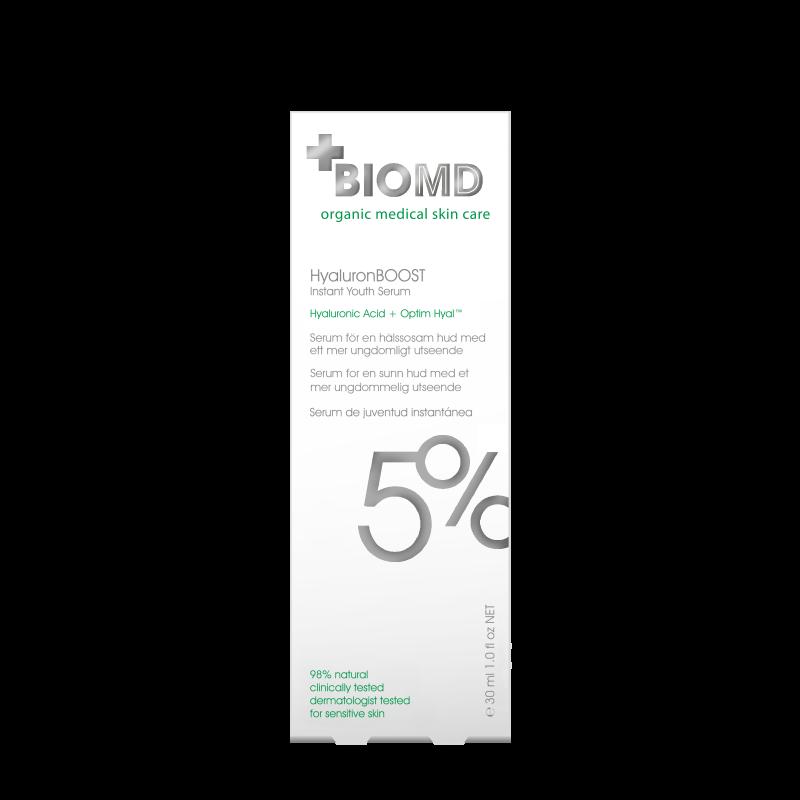 Сыворотка для лица с гиалуроновой кислотой, BioMD  (Биомед), 30 мл