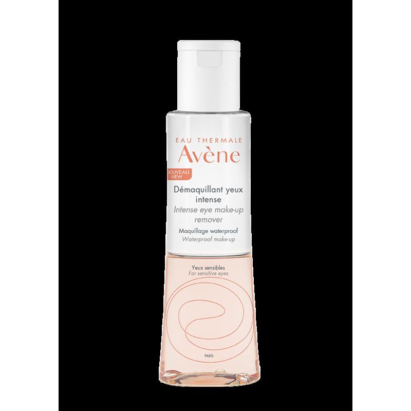 Двухфазное средство для снятия водостойкого макияжа с глаз Soins Essentiels (Основной уход), Avène (Авен), 125 мл