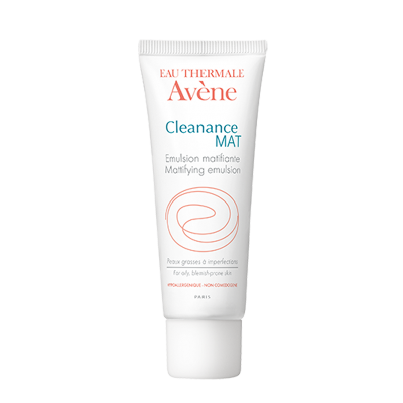 Матирующая эмульсия против жирного блеска Cleanance MAT (Клинанс Мат), Avène (Авен), 40 мл