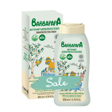 Защитное очищающее средство для волос и тела, Barbapapa (Барбапапа), 250 мл