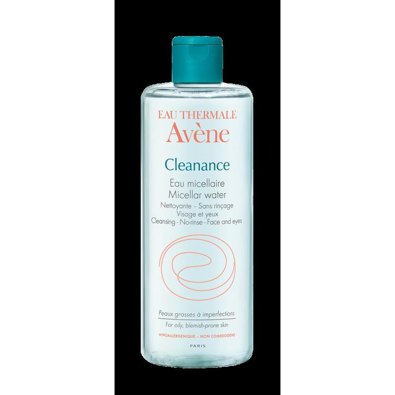 Мицеллярная вода Cleanance (Клинанс), Avène (Авен), 400 мл