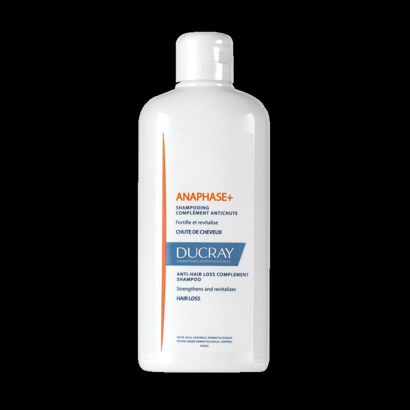 Шампунь в дополнение к лечению от выпадения волос Anaphase+ (Анафаз), Ducray (Дюкрэ), 400 мл