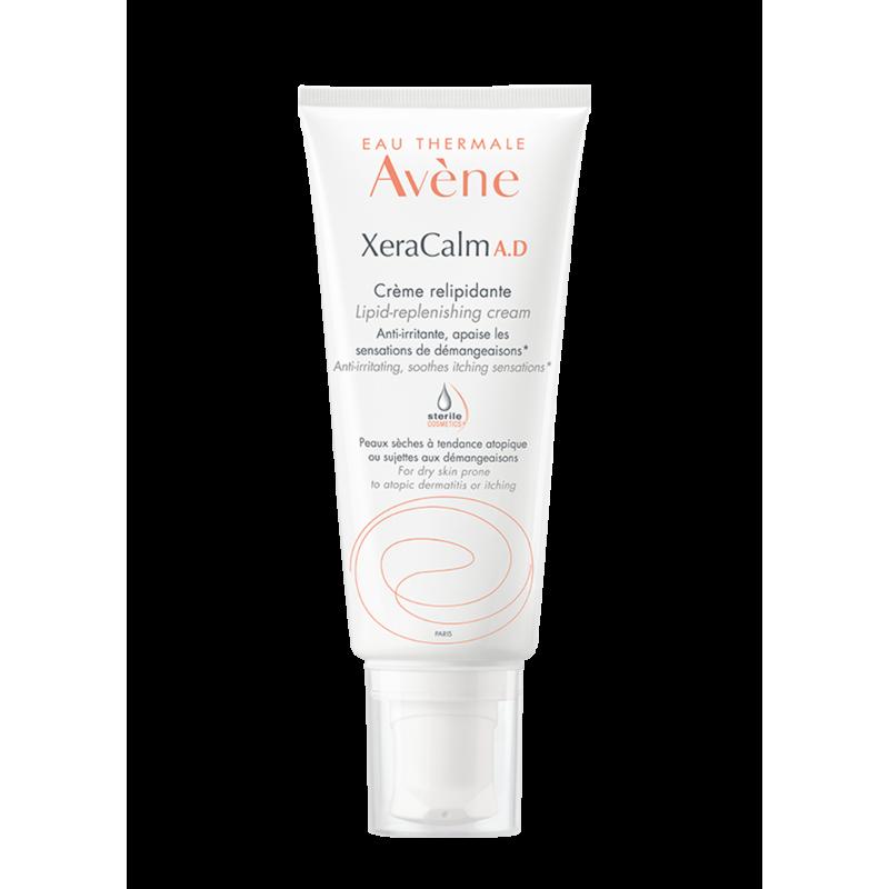 Липидовосполняющий крем для сухой атопичной кожи XeraCalm A.D. (Ксеракальм), Avène (Авен), 200 мл